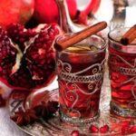 Польза и вред чая из цветков, лепестков, корок граната