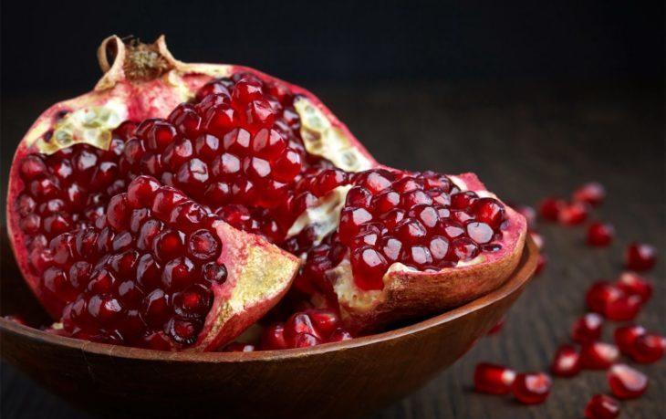 фрукт граната какая польза для человека