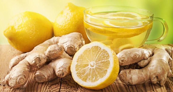 имбирь с лимоном польза и вред