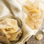 Польза и вред цукатов, сока, настойки из имбиря