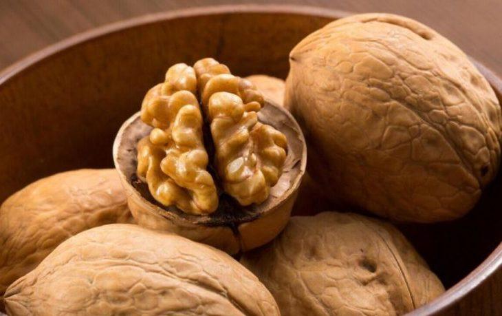 грецкий орех польза для сердца
