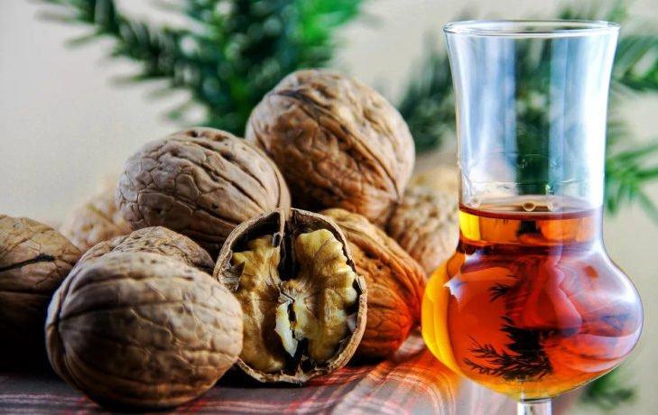 польза и вред скорлупы грецкого ореха