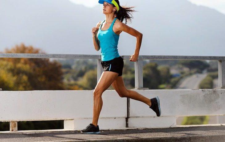 польза бега для женщин для похудения
