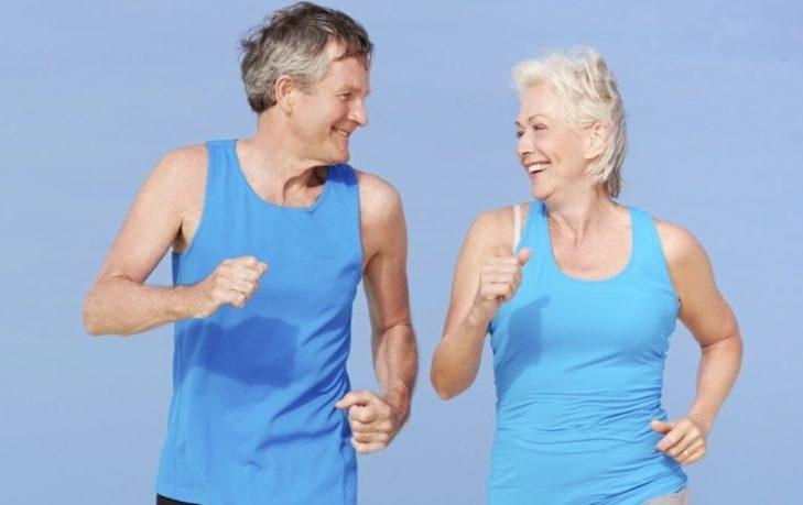 бег после 50 лет польза или вред