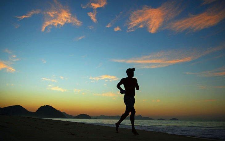 польза вечернего бега