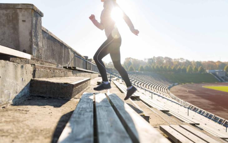 бег по ступенькам польза и вред