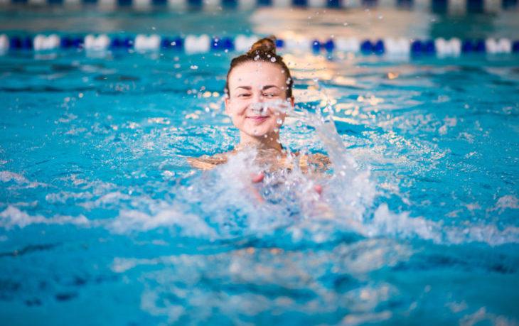 плавание какая польза для организма