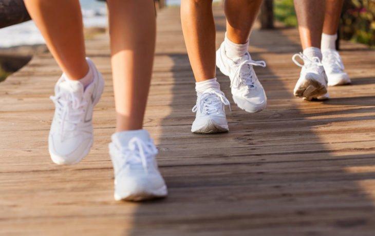 ходьба польза для организма женщины