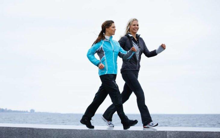 быстрая ходьба польза и вред