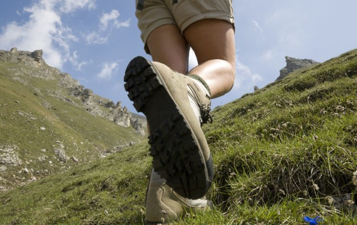 ходьба в гору польза и вред