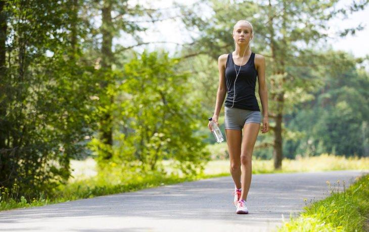 ходьба пешком польза и вред