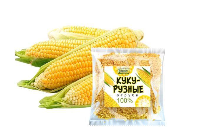 кукурузные отруби польза и вред