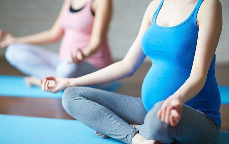 йога для беременных польза и вред