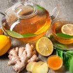 Польза и вред имбирного чая с лимоном