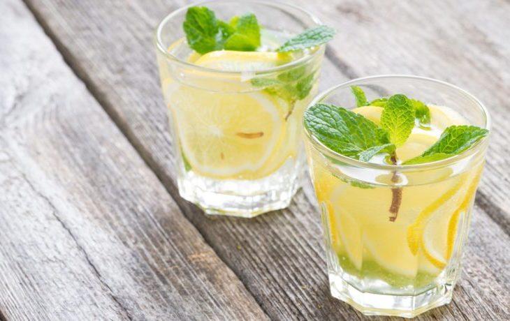 мята с лимоном польза и вред