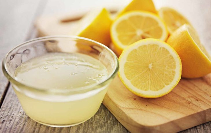 сок лимона польза и вред