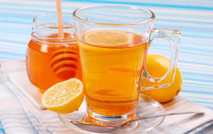 вода с медом и лимоном натощак польза