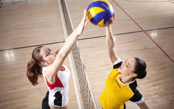 волейбол польза и вред