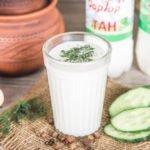 Польза и вред кисломолочного напитка тана для организма человека