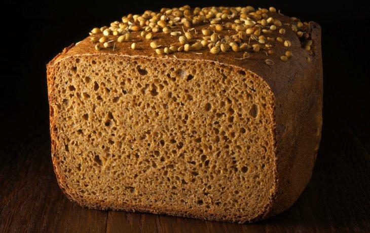 бородинский хлеб польза и вред