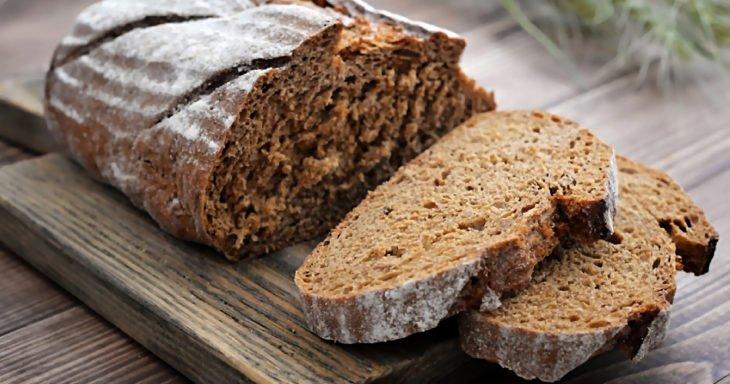 хлеб из ржаной муки польза и вред