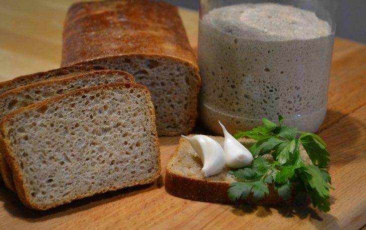 хлеб на закваске польза и вред