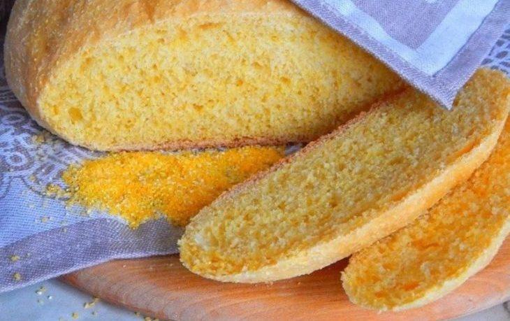 хлеб из кукурузной муки польза и вред