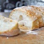 Польза и вред хлеба чиабатта, Смак, на сыворотке