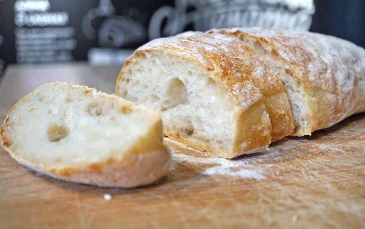 хлеб чиабатта польза и вред
