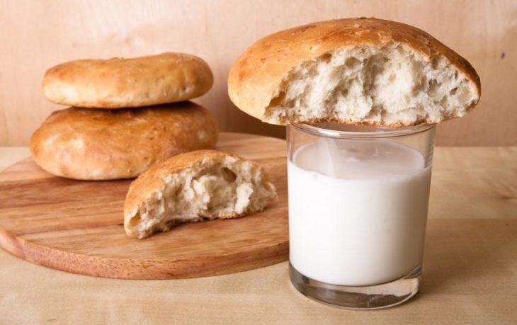 кефир с хлебом польза и вред