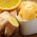 Польза и вред лимона с имбирем и медом, чесноком, мятой