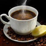 Польза и вред кофе с лимоном для похудения, давления, при простуде