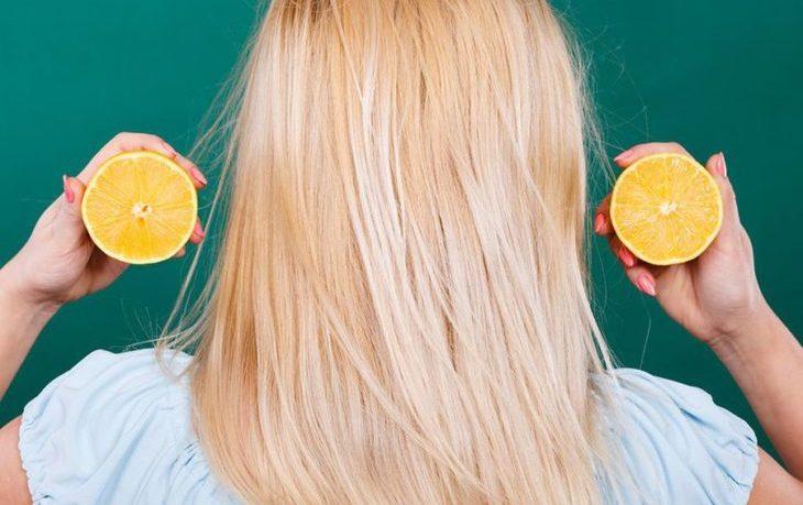 лимон для волос польза и вред