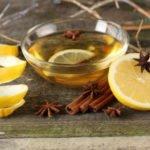 Польза и вред лимона с корицей в воде, чае, кофе
