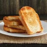 Польза и вред хлеба из тостера, горелого, из хлебопечки