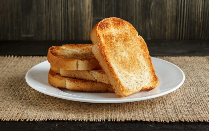 хлеб из тостера польза или вред