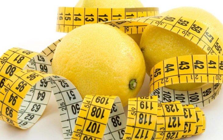 лимон польза и вред для похудения