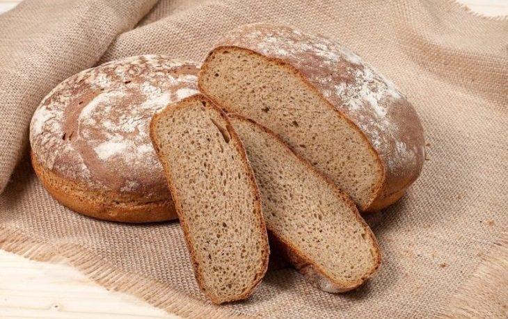 хлеб пшенично ржаной польза и вред