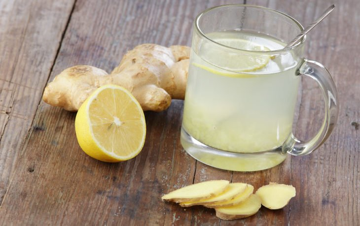 польза напитка из имбиря и лимона