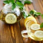 Польза и вред зеленого, черного, имбирного чая с лимоном