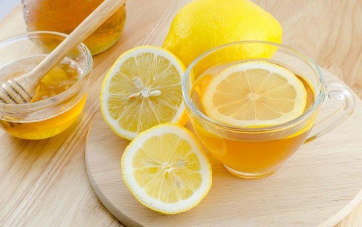 вода с лимоном и медом польза