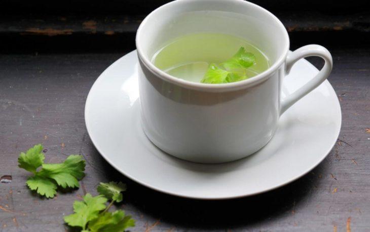 чай из петрушки польза