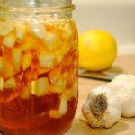 Польза и вред чеснока с яблочным уксусом