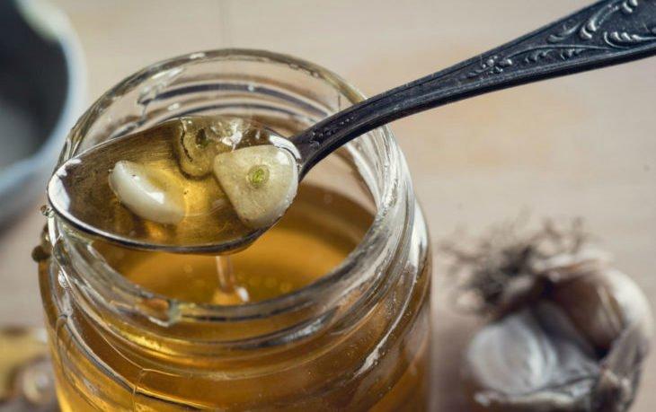мед с чесноком польза и вред