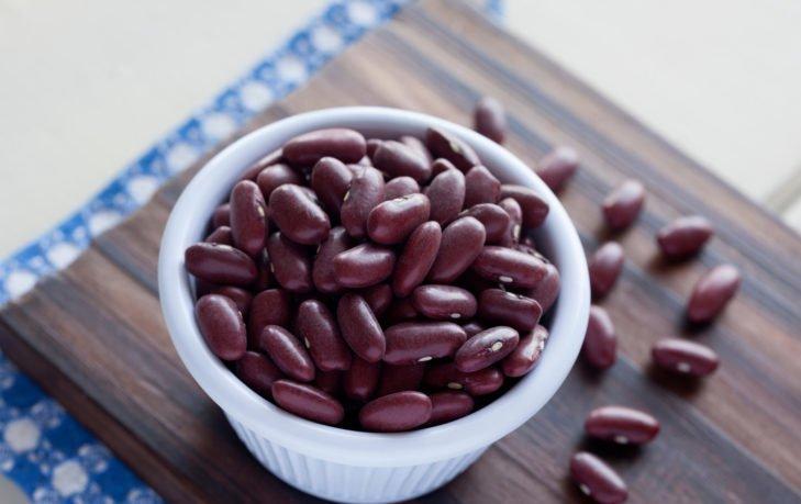 фасоль красная польза и вред для здоровья