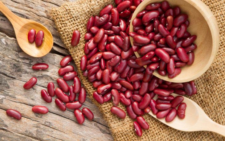 польза фасоли красной для организма