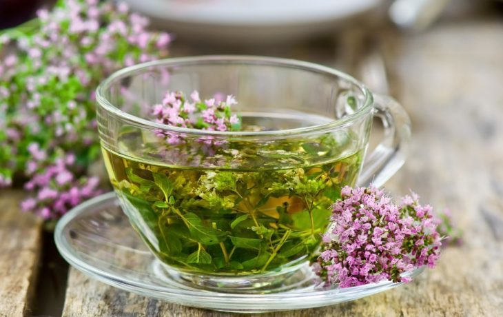 чай мята с чабрецом польза и вред