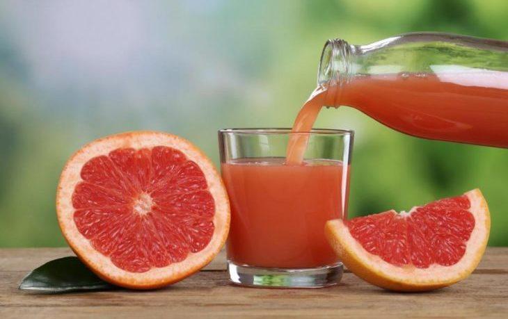 грейпфрутовый сок польза и вред