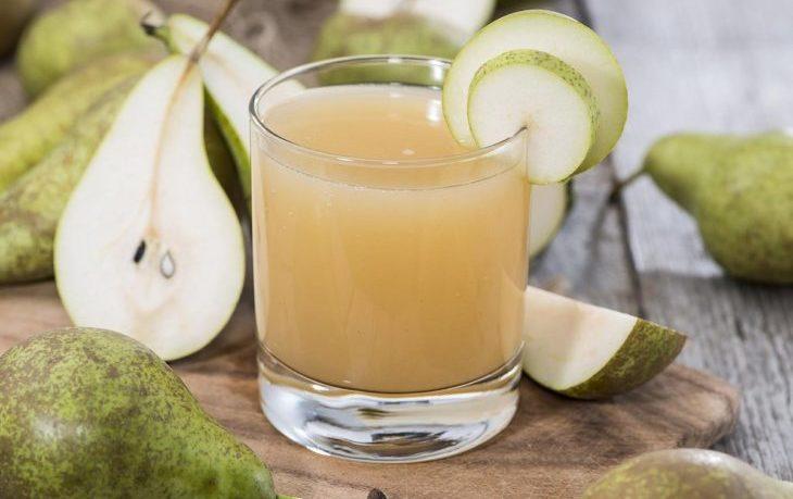 грушевый сок польза и вред