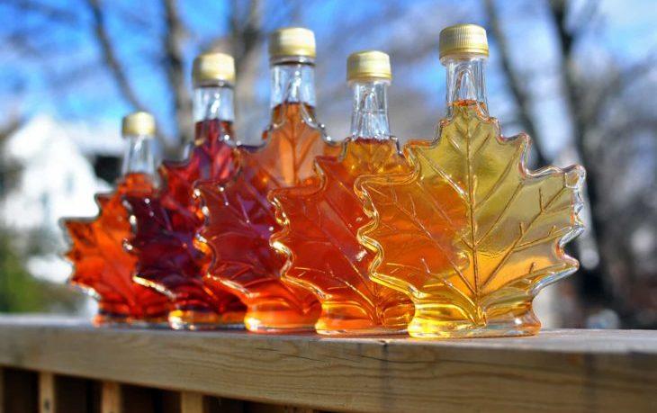 кленовый сок польза и вред